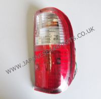 Ford Ranger 2.5TD Pick Up ER24 (12Valve) (06/2004-02/2006) - Rear Tail/Back Lamp RH Top Clear Lens